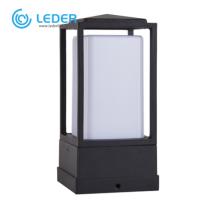 LEDER 5W Garden Bollard Light Fittings