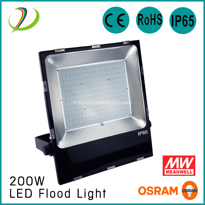 Projecteur de LED 200W IP65