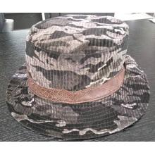 Small MOQ Corduroy Hot Camo Bucket Cap (ACEW0167)