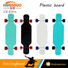 Skate de placa de deriva de 28 polegadas em 4 cores