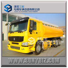 Camion citerne à eau Sino HOWO 6X4 20000 litres