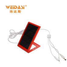 Alibaba Prix de gros nouveau design utile pliant portable chargeur solaire