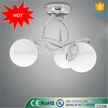CE ROHS UL Уникальный дизайн Современный акриловый светодиодный потолочный светильник Балкон Кухня свет внутри помещения