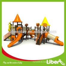 Hot Imported Spezielle Design Beeindruckende Luxus Kunststoff Outdoor Spielplatz Ausrüstung