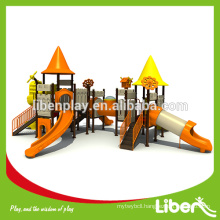Hot Imported Special Design Impressive Luxury Plastic Outdoor Playground Equipment