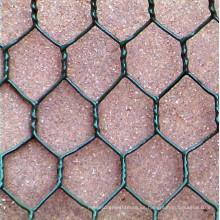 Buena malla de malla de alambre hexagonal resistente a la tracción