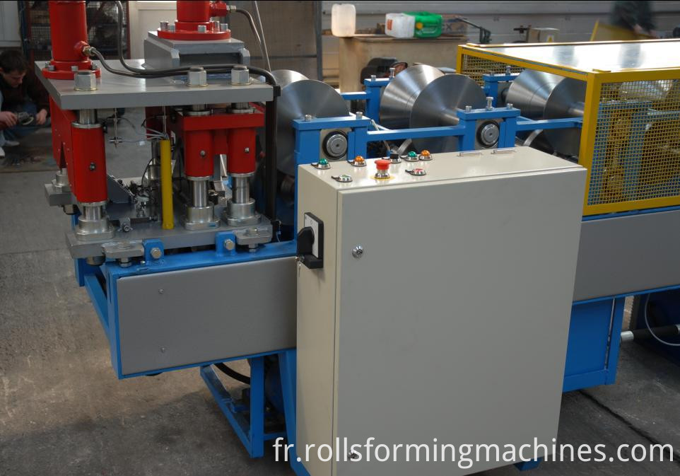 Ridge Cap Machine With Good Quality 05