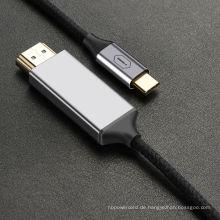 Universelles HDMI-Kabel-Telefon zum Fernseher