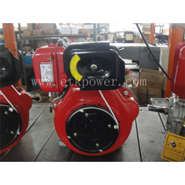 Land Use Diesel Engine with 3000/3600rpm Speed (ETK189F)