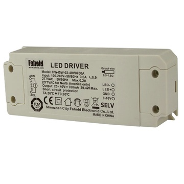 Driver da 3 LED in un unico dimming