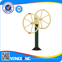 Environmetal-Friendly Galvznied Green Body Exercise Equipment
