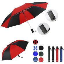 2 Fold Auto Open Multi-Function Handle Umbrellas