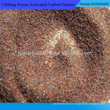 Red Color Water Jet Cutting Garnet Sand For Sale