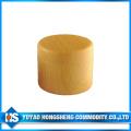 Pot en plastique de 150ml pour la crème dans la couleur en bois