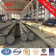 Betún 60 pies GNCP utilidad de postes de acero