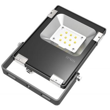 Lumière extérieure d'inondation de la lumière 10W LED de LED allumant le CE RoHS imperméable à l'eau