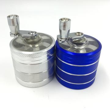 Nuevo triturador herbario de Muller de la trituradora del tabaco del mini ciclón (ES-GD-022)