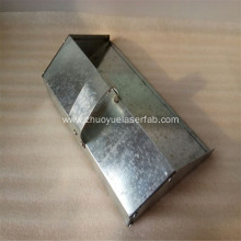 Custom Galvanized Metal Dustpan
