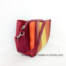 Werbe-Damen PU Handtaschen Damen Leder Einkaufstasche (NMDK-040701)