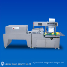 (KZ-400LB+KDZ-450B) Automatic L-Bar Sealing & Shrink Packing Machine/Shrink Wrapper