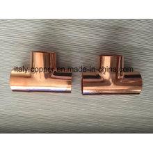 ISO9001 Certified Copper Tee (AV8003)