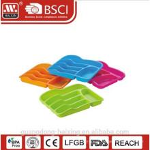 Novo quatro cores talheres titular, produtos plásticos, plástico, utilidades domésticas