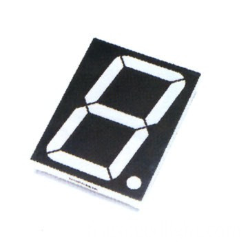 Single LED Digit Display