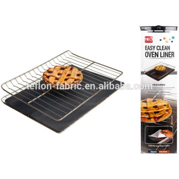 Heat resistant Non-stick Oven liner resuable and dishwashable