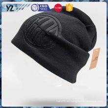 Venta al por mayor popular del sombrero del knit de la venta al por mayor de la fábrica