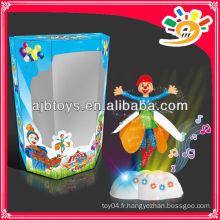 Funny Payless Dolls Flying Clown Toys Avec Light Et Musique À Vendre