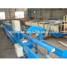 Square Vertical Down Pipe Machine
