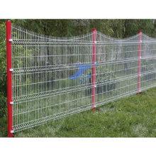 Tipo 3D valla de jardín cercado con autógena
