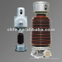 Transformador de tensão exterior imersos em óleo tipo monofásico 110kV (PT)