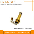 2/2 Way Brass Color Solenoid Stem Valve