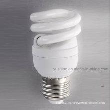 Lámpara de ahorro de energía de espiral completa 8W para Osram
