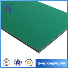 Anti-Flame 4mm Fire Resistant Decorative Wall Panel for Gas Station (XH006)