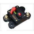 12В 70а до 300А Автоматический выключатель сброса Аудио Встроенный автомат Защити цепи автомобиля