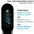 Digitales PH-Meter tds Wassertemperatursensor für Aquarium