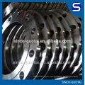 high quality DIN standard SS forged flange