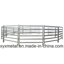 Portable Galvanized Rail Fence Planels for Horses