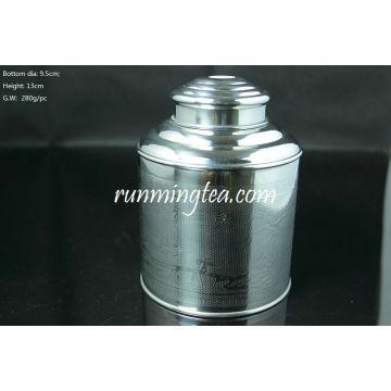 Tin Canister 150g Tea Capacity