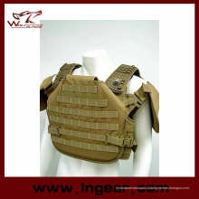 Colete tático de concha de tartaruga veste da segurança do exército de combate militar