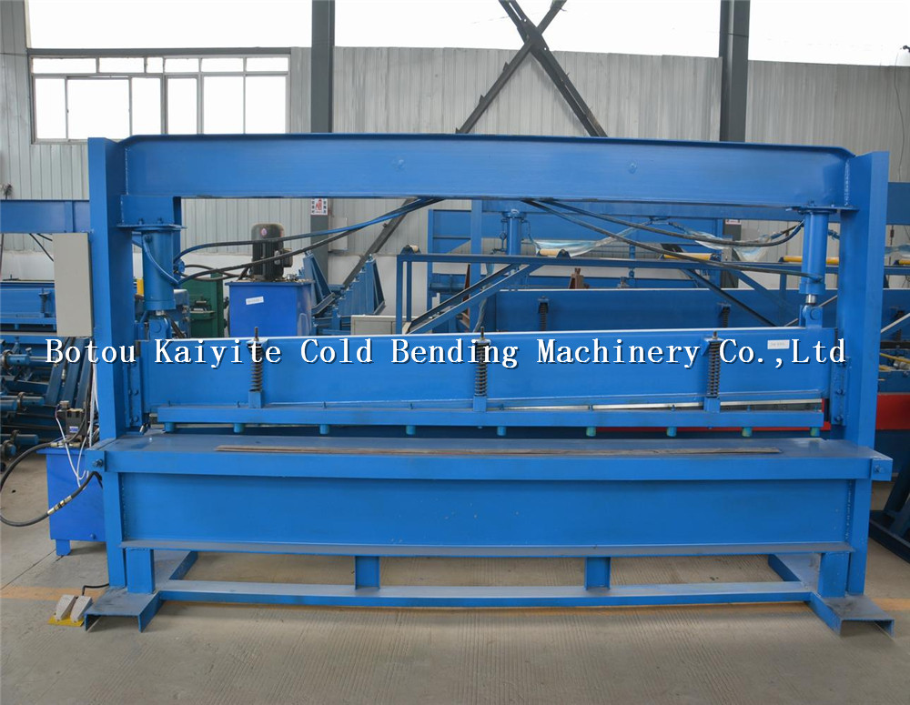 4m Hydraulic shearing machine
