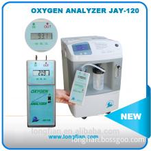 portable oxygen analyzer/medical oxygen purity analyzer/oxygen sensor for oxygen concentrator