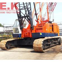 80ton japanischen Hitachi Gitter Boom Crawler Crane (KH300-2)