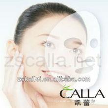 Blanqueamiento y reafirmación de mascarilla no tejida