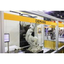 Machine de moulage par injection à deux plateaux ITP4000
