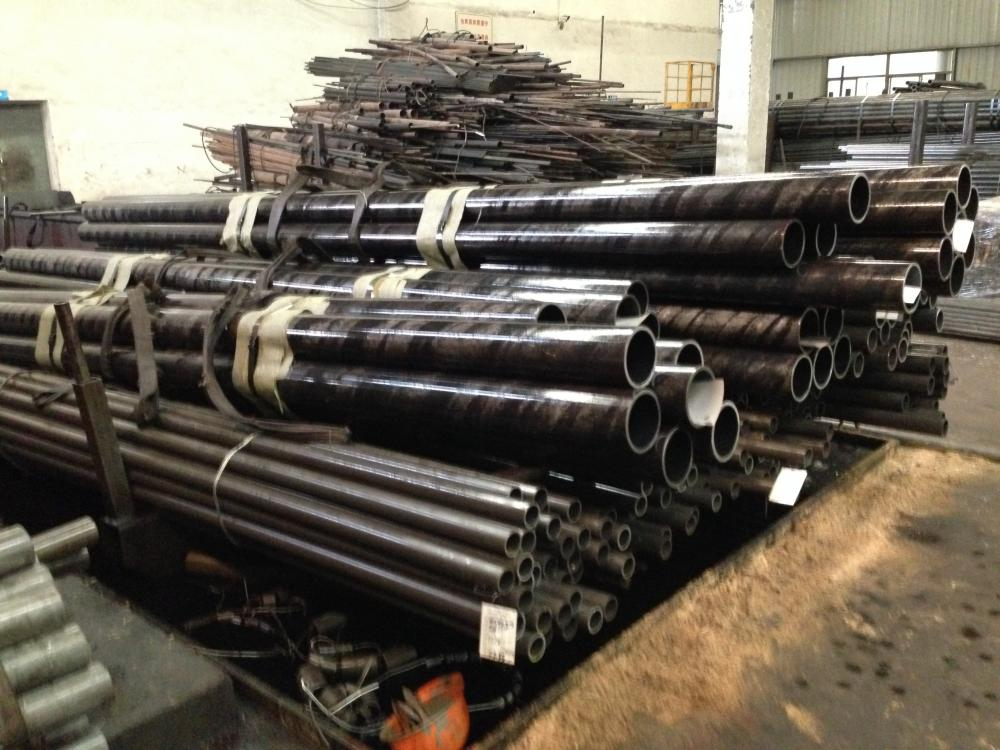 EN10305-4 Precision Seamless Steel Tube For Hydraulic Cylinder / Pneumatic Power Systems