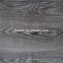 Piso interior em relevo superfície pavimentação fácil bloqueio piso laminado