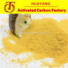 APAM de poliacrilamida aniónica para recuperación de petróleo